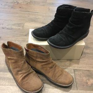 Ladies booties